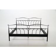 FYN Lantern - zwart metalen bedombouw boxspring - 180x200 cm
