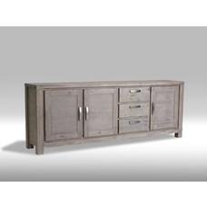 Alana - living meubels acaciahout