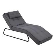 FYN Stig ligstoel relax grijs