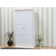 Tvilum Nice kledingkast met 2 deuren wit