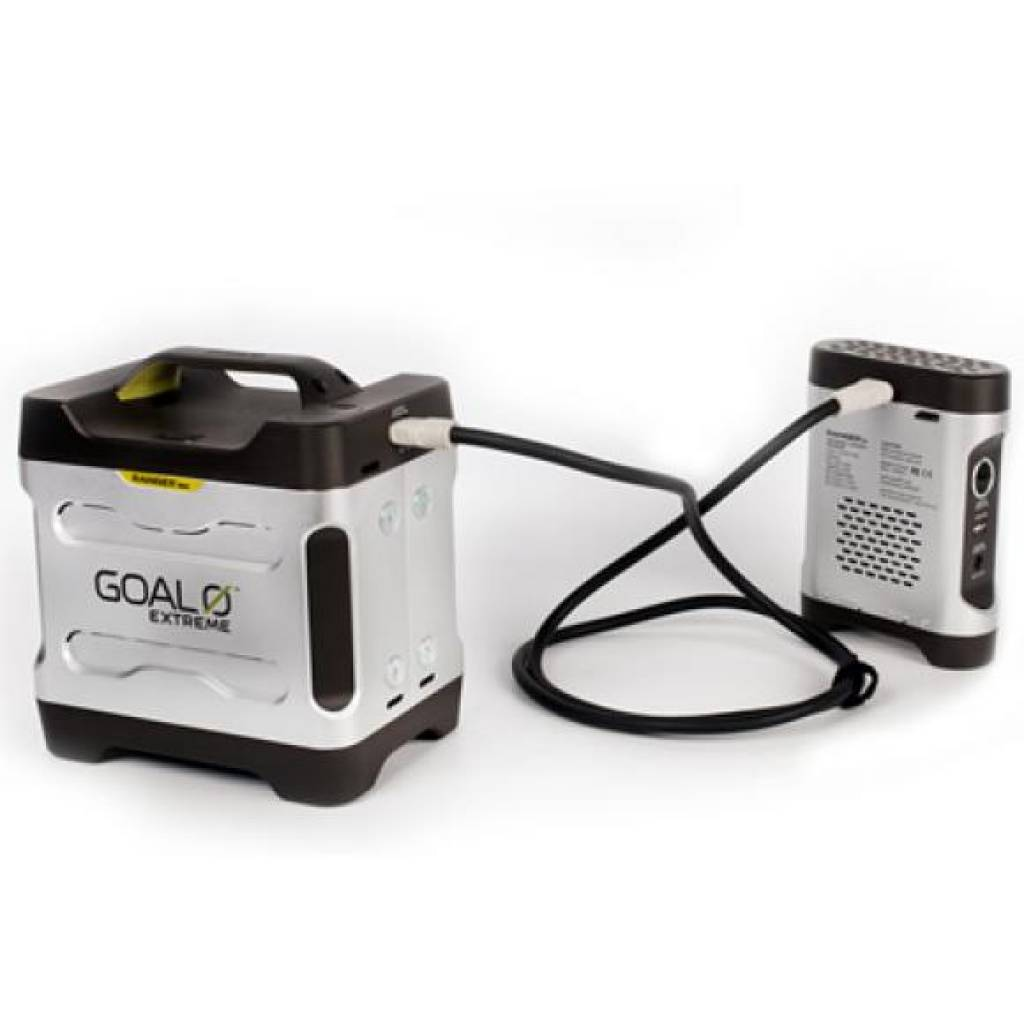 GOAL ZERO Xtreme Cable Output Chaining