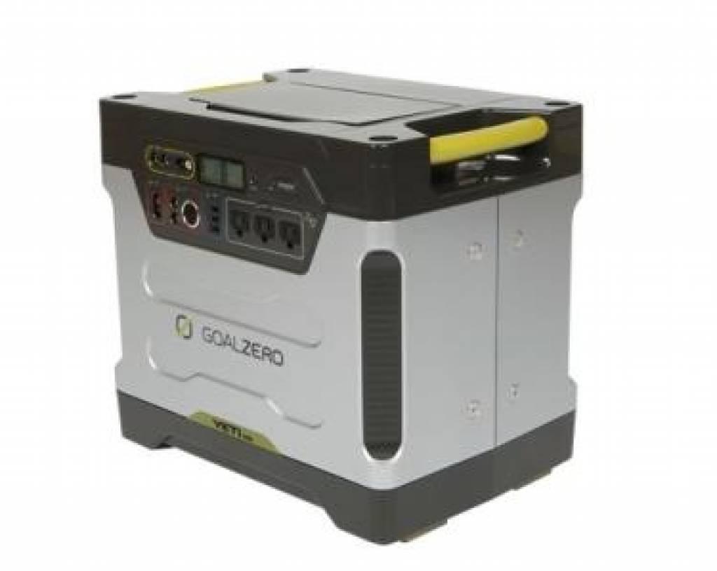 GOAL ZERO Yeti 1250 Solar Generator - Solar Loader