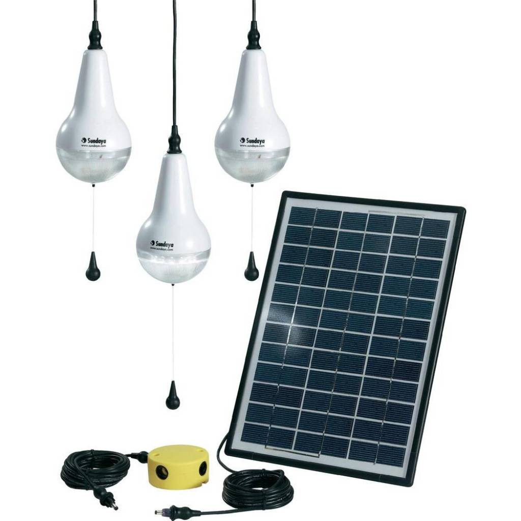 Sundaya Ulitium 200 Solar Light kit Wit