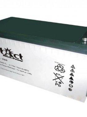 Intact AGM Solar-Accu 12V/200Ah