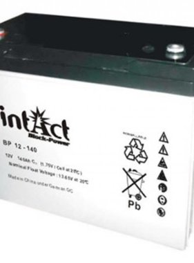 Intact AGM Solar-Accu 12V/140Ah