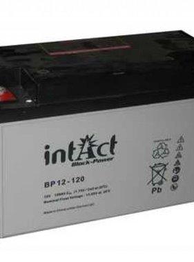 Intact AGM Solar-Accu 12V/120Ah
