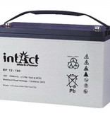 Intact AGM Solar Akku 12V/100Ah