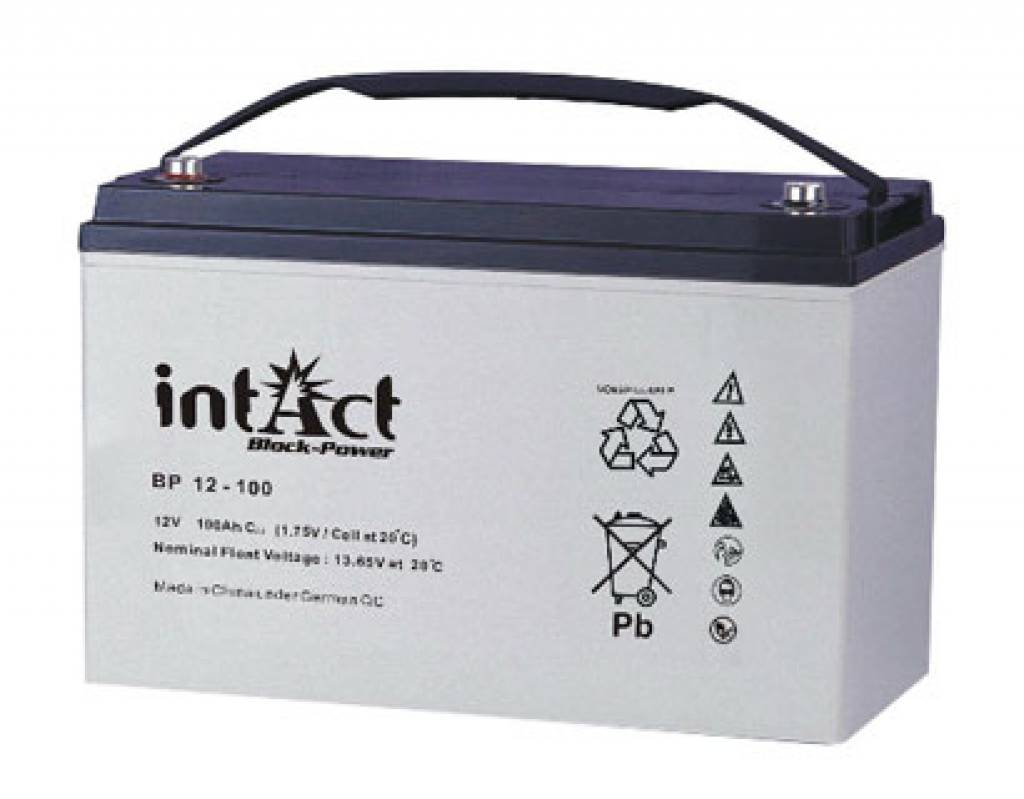 agm batteries for solar systems - photo #23