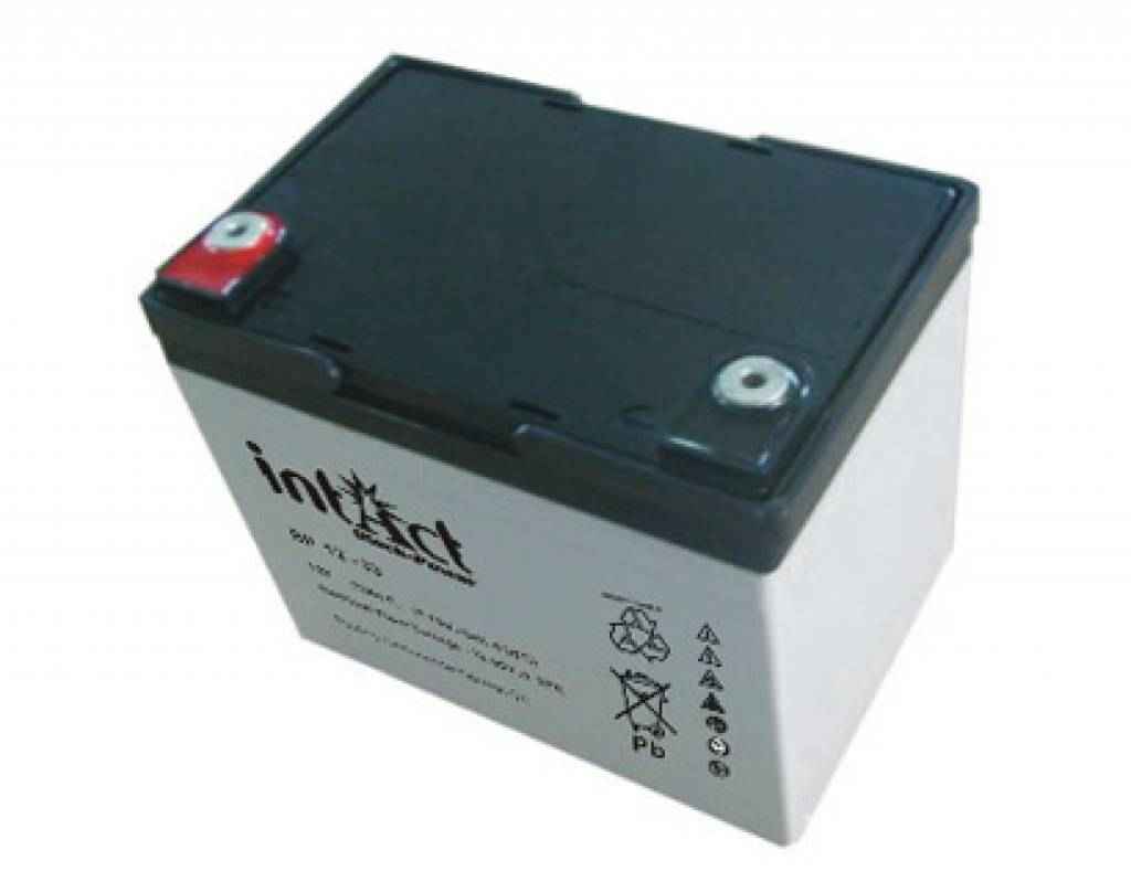 Intact AGM Solar Battery 12V/33Ah