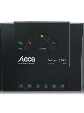 Steca Solar Charge Controller Solsum 6.6F