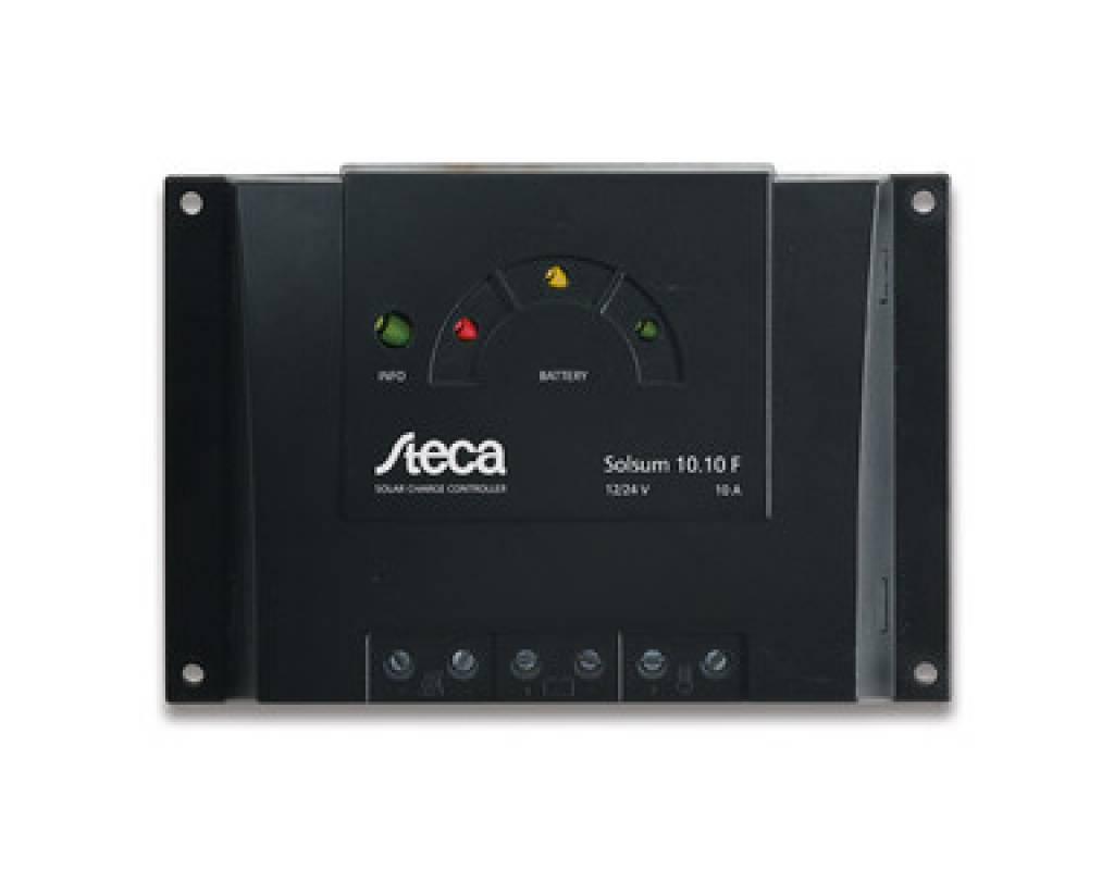 Steca Solar Charge Controller Solsum 6.6F