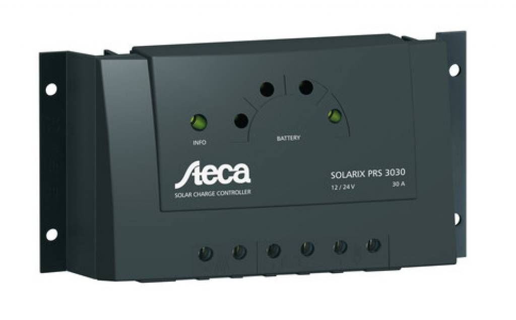 Steca Solar Charge Controller Solarix PRS 2020