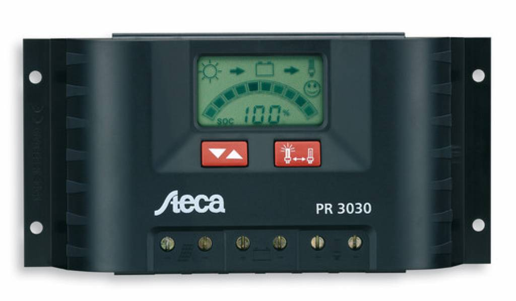Steca Solar Charge Controller PR 2020