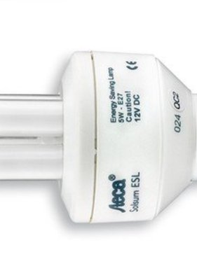 Steca Energy Saving Compact Lamp Solsum 7 (Weiss)