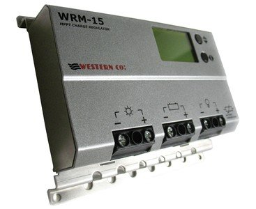 Western Co. Solar Charge Controller MPPT WRM15