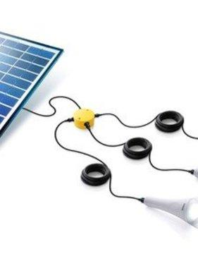 Sundaya 3 T-Lite 180 Solar Lightkit White