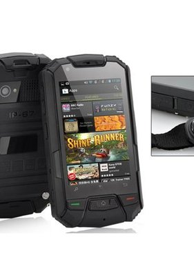 PatrolVu Q6 Rugged Smartphone Android IP67