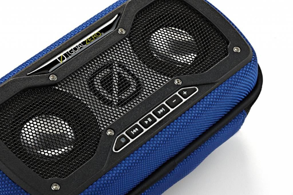 GOAL ZERO Rock Out 2 Portable Speaker - Blauw