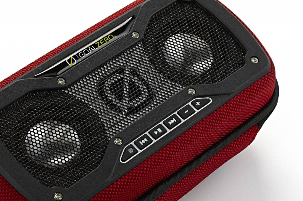 GOAL ZERO Rock Out 2 Portable Speaker - Red