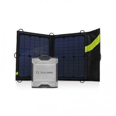 GOAL ZERO Sherpa 50 Solar Recharging Kit 13 W