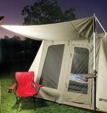 Doble Outdoors Tentstok met verlichting SCS200P Tube Telescoop