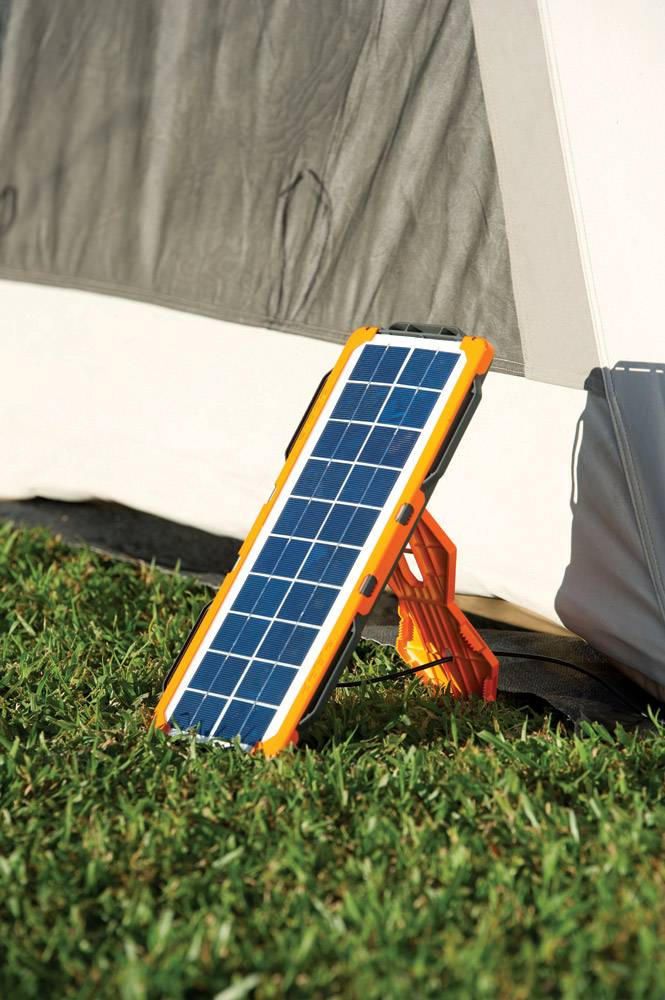 Doble Outdoors 5W SOLAR PANEL - ULTRA LIGHTWEIGHT AND WEATHER RESISTANT