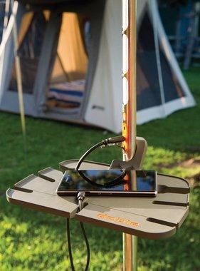 Doble Outdoors Tabelle für Zeltstangen