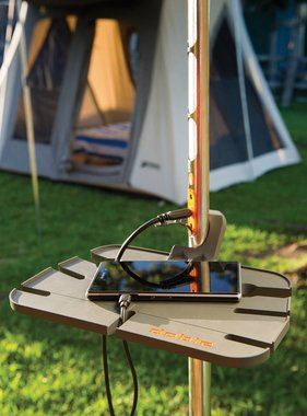 Doble Outdoors Table for Tent Poles