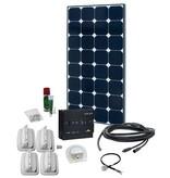 Solar Loader SPR Caravan Kit Solar Peak Two 3.0