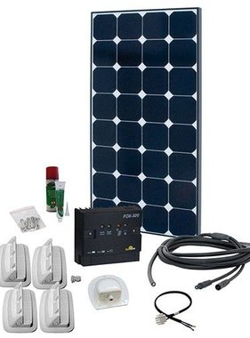 Solar Loader SPR Caravan Kit Solar Peak Two 3.0