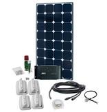 Solar Loader SPR Caravan Kit Solar Peak One 4.0