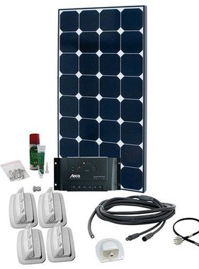 Solar Loader SPR Caravan Kit Solar Peak One 4.0