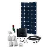 Solar Loader SPR Caravan Kit Solar Peak Vier 3.0