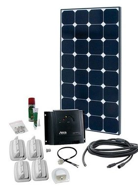 Solar Loader SPR Caravan Kit Solar Peak Four 3.0