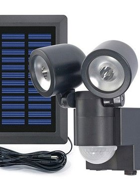 Solar Loader Solar LED Spot Duo LPL Black