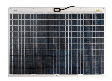 Modules solaires semi-flexible