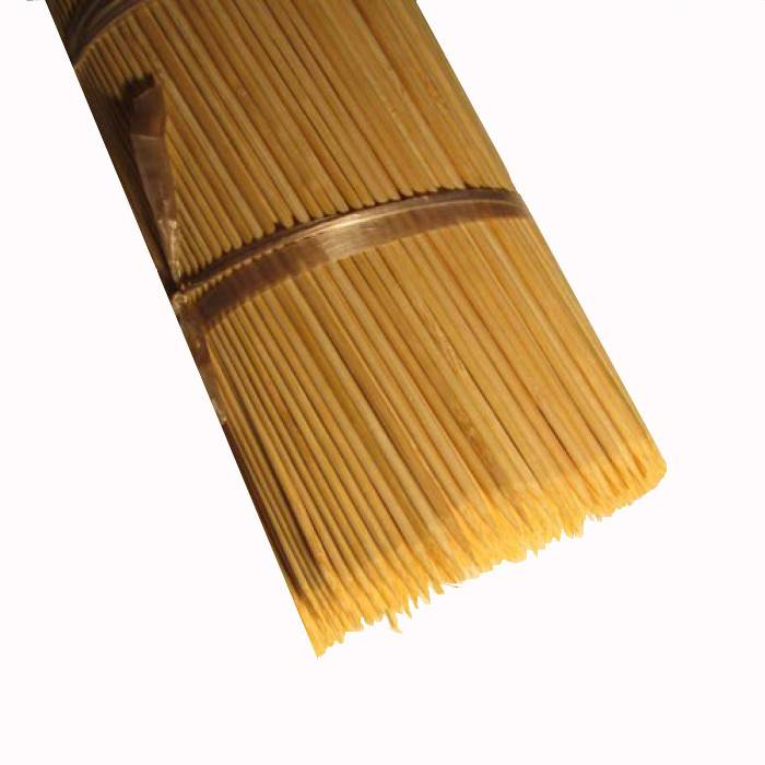 SATEMAKER BAMBOO Skewers 1000 pieces - L25cm diameter 3mm