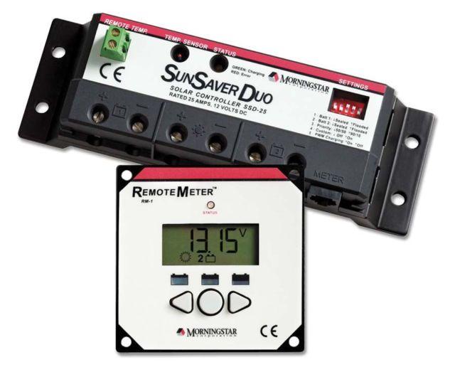 Morningstar Morningstar Solar Charge Controller SSD-25RM