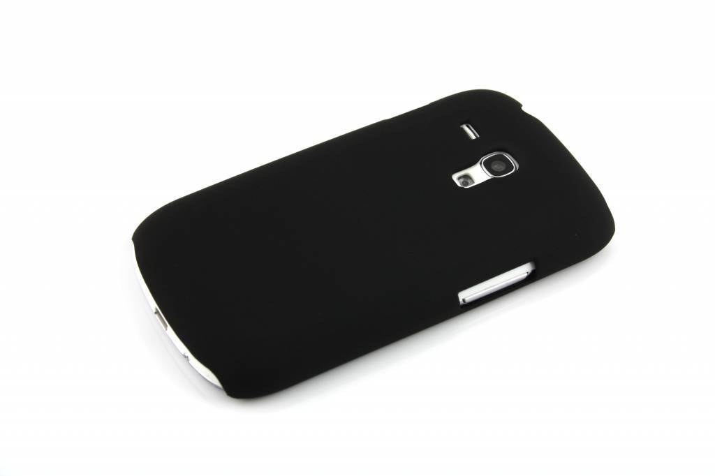 Cas Dur Noir Pour Plaine De Mini-samsung Galaxy S ny1N8UUKJh