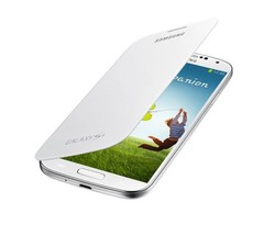Samsung originele Flip Cover Galaxy S4 - Wit