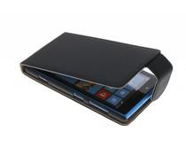 Zwart classic flipcase Nokia Lumia 720