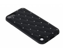Siliconen hoesje met strass iPod Touch 5g / 6