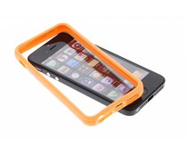Oranje bumper iPhone 5 / 5s / SE