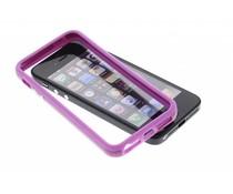 Paars bumper iPhone 5 / 5s / SE