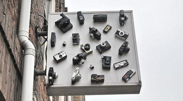 De smartphone camera