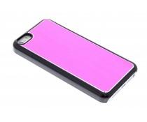 Fuchsia aluminium hardcase hoesje iPhone 5c