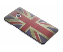 Mat Britse vlag hardcase hoesje HTC One