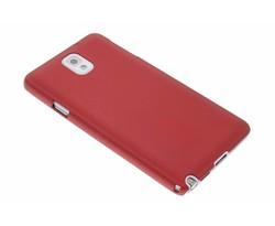 Rood effen hardcase Samsung Galaxy Note 3