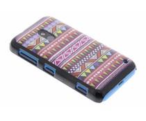 Mat aztec hardcase hoesje Nokia Lumia 620