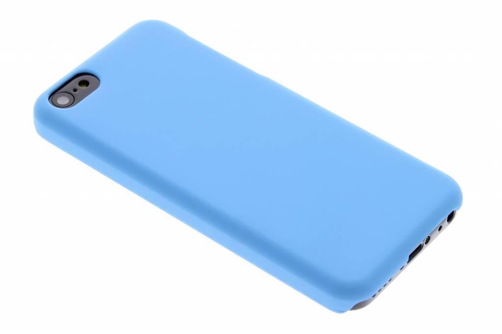 Turquoise effen hardcase hoesje voor de iPhone 5c